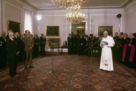 Warsaw, Poland.